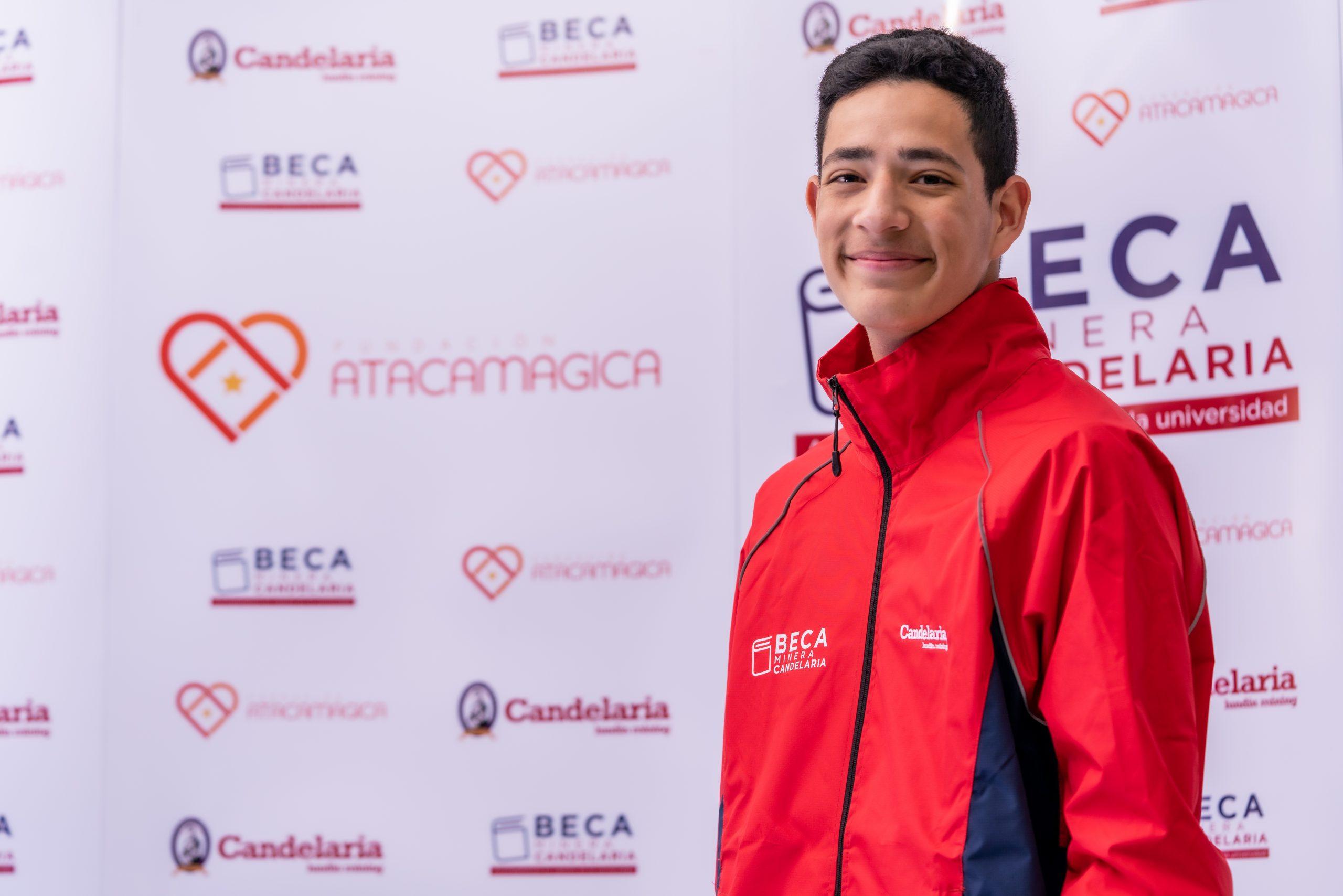 Beca Minera Candelaria, incentivando el desarrollo de jóvenes atacameños