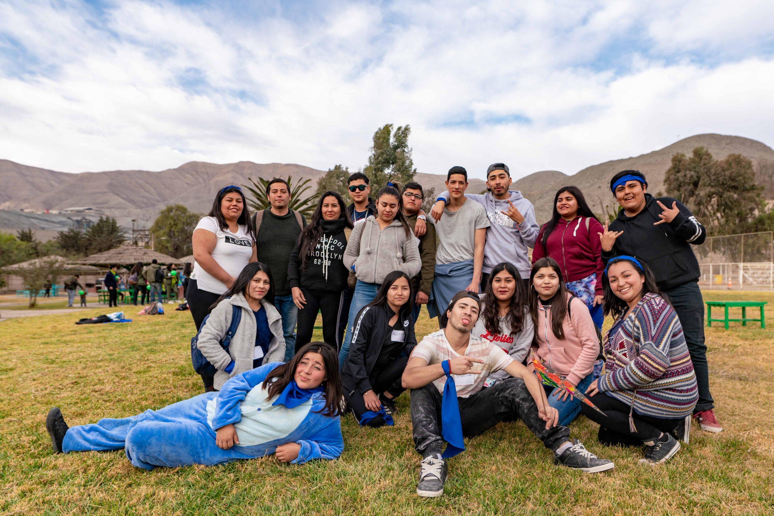 Beca minera Candelaria apoya a jóvenes de pueblos originarios