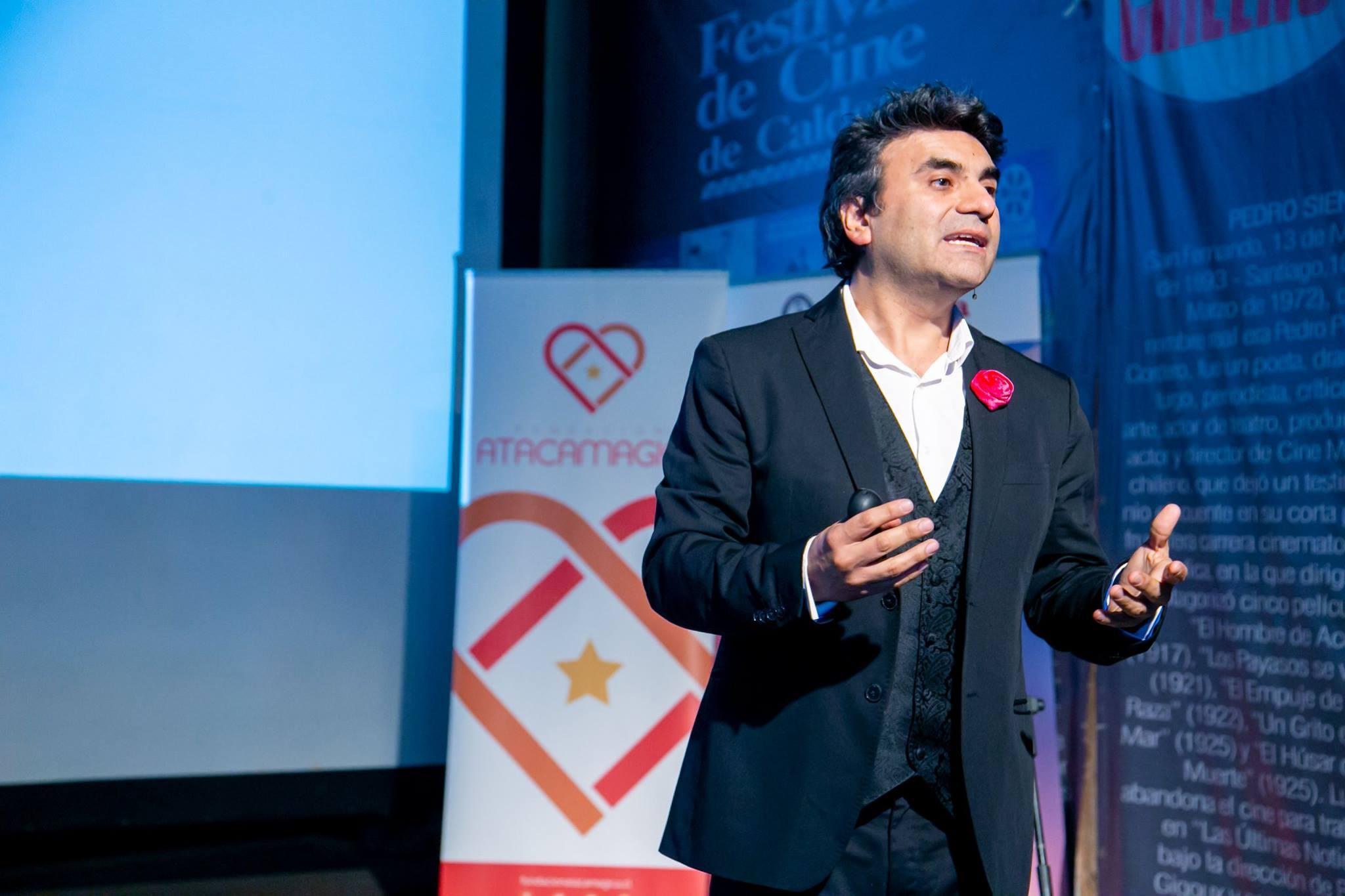 Luis Albornoz participará en programa de mentorías en Uruguay